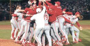 1990 MLB總冠軍賽—紅人 VS. 運動家