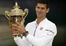 Djokovic 有趣的訓練項目