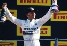F1義大利站結果:Hamilton一路領先到底,本季第七勝入手