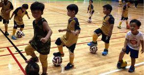 幼兒足球在國民運動中心的發展