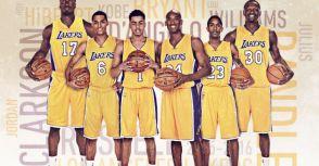 NBA2015-16 季前評析 洛杉磯湖人隊