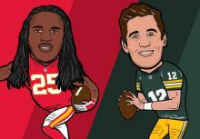 NFL-1516賽季-常規賽-第3周-堪薩斯酋長28:38綠灣包裝工