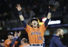 【Astros】我全壘打、投三振、守得好,你就說我能拿下勝利?