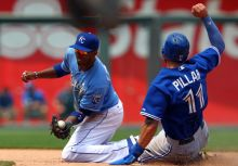 《ALCS》10/17 洛老師說MLB-藍鳥 @ 皇家 Game 1