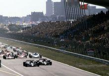 荷蘭大獎賽有機會重返F1