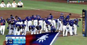 《世界12強台灣vs波多黎各》───教訓