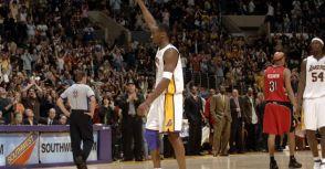 Kobe Bryant 的十大經典時刻