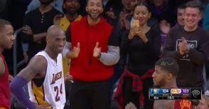 勝利女神回眸一笑!Kobe連續關鍵球力挺湖人