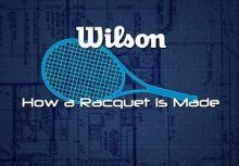 網球拍的製程