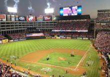 Texas Rangers 現場體驗