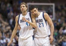 Dirk稱肩傷因隊友頭太重!