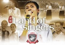 Suphan's got talent. A voice of angel from the Land of Singers.