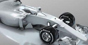 F1對封閉式駕駛座的探索
