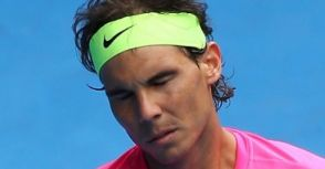 里約公開賽  Nadal vs Busta