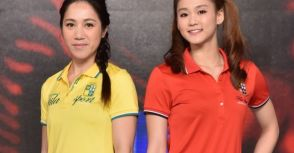 [業界動態] 蕭美玉、文姿云代言站台  FILA 2016里約奧運紀念系列盛大發表!