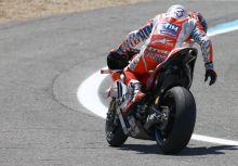 【MotoGP】水泵浦出包害Dovizioso退賽