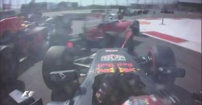 【F1】Rd.04俄羅斯站回顧:再度成為焦點的Kvyat與Vettel