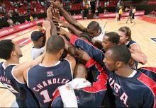美國男籃  總算有夢幻隊的樣子了