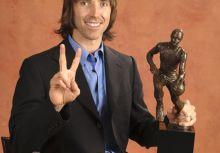 Steve Nash 蟬聯年度MVP