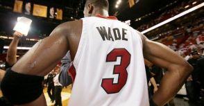 NBA 2005-06 Finals 3【Air Wade】