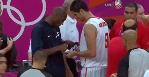 迎接里約到來 上屆倫敦奧運籃球十大焦點回顧