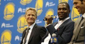 Kevin Durant與NBA自由球員市場,從職場看就通了