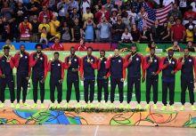 奧運金牌三連霸!美國30分大勝塞爾維亞