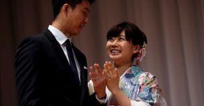 福原愛江宏傑共浴愛河三大理由(Three Reasons Why FUKUHARA Ai Marries CHIANG Hung-Chieh)