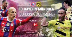寫在本季第一次德國國家德比 - 拜仁慕尼黑 vs. 多特蒙德之前