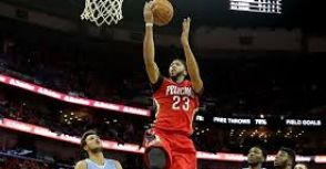 我是巨人:Anthony Davis!
