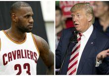 LeBron James暫不知如再奪得總冠軍,會否進入白宮會見新總統Donald Trump