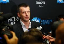 [外絮]霸氣外漏!真戰鬥民族-籃網老闆Mikhail Prokhorov訪談