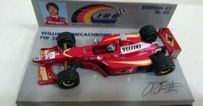 Heinz-Harald Frentzen FW20