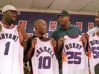 起死回生的頑強意志:1996-97 Phoenix Suns (上)