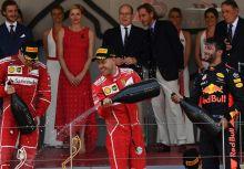 【F1】Rd.06摩納哥站回顧:進站潮成了Vettel取勝的關鍵