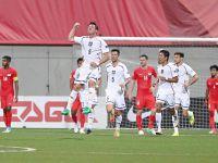 中華客場2:1勝新加坡男足賽事記錄