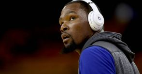 Kevin Durant 承認錯誤!
