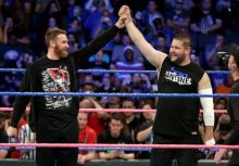 Kevin Owens與Sami Zayn遭WWE提前排除於歐洲巡迴賽程外,將提前返回美國