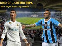 【賽前報導】俱樂部世界盃決賽:皇家馬德里vs格雷米奧