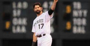 【MLB】落磯山神Todd Helton 17號球衣正式引退!