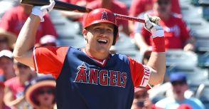 2018年MLB十大球星 — No.1 Mike Trout