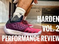 "【Basketball】adidas - Harden Vol. 2 ""Ignite"" Performance Review"