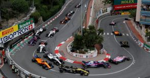 【F1】Rd.06摩納哥GP回顧:賽史最無趣的一戰?