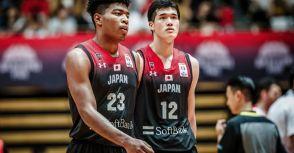照耀日本男籃未來的「左右護法」,渡邊雄太與八村壘的「NBA等級雙星連線」