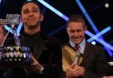 Hamilton贏得2014年度BBC最佳運動員獎