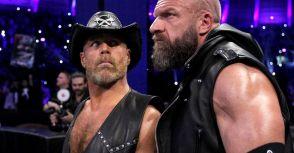 多災多難的Crown Jewel大賽!Triple H傳於賽中胸大肌撕裂傷,即將動手術治療(與賽事相關整理報導)