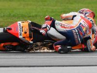 【MotoGP】年度統計:誰是轉倒王?
