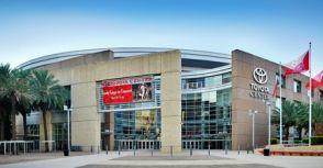 NBA主場介紹- 火箭主場Toyota Center