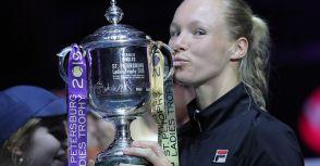 20190203 WTA 賽事精華摘要:St. Petersburg/Hua Hin