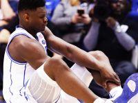 Zion Williamson確定右膝一級扭傷 Nike股價慘跌損失345億
